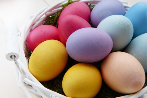 How To Make Natural Easter Egg Dye With Vegetables